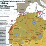 Couloirs migratoires et risques associés en Afrique de l'Ouest